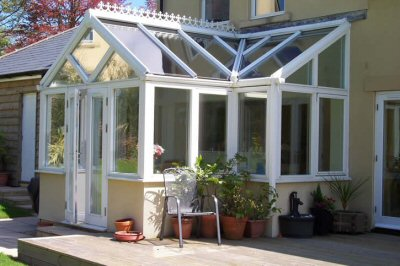 Conservatory Window Film Tinting by ADS Window Films